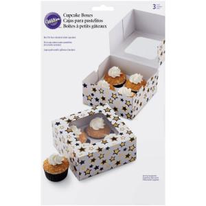 Wilton Cupcake Box, Stjärnor