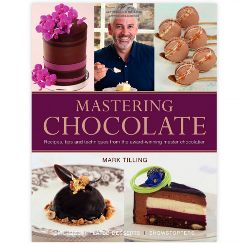 Mark Tilling Mastering Chocolate, bok