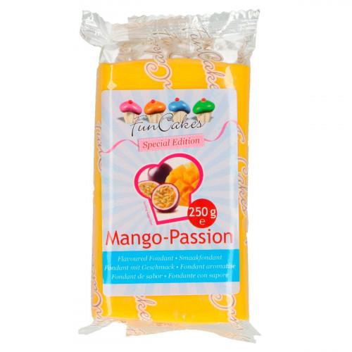 FunCakes Sockerpasta Smaksatt, Mango-Passion