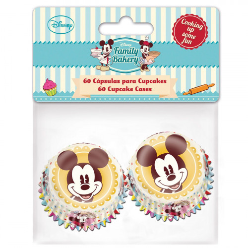 Disney Minimuffinsform Musse Pigg