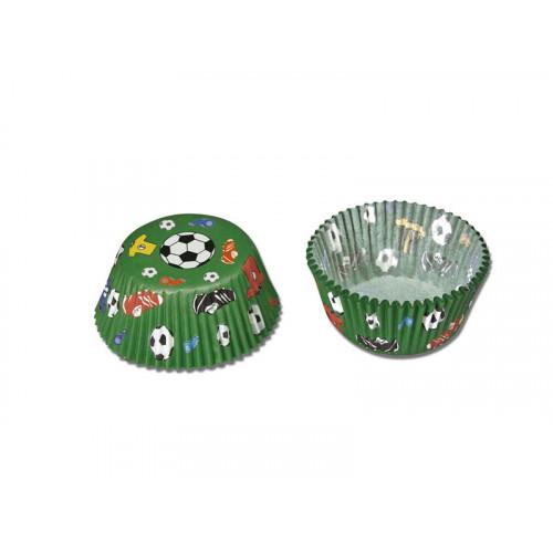 Städter Muffinsform Football