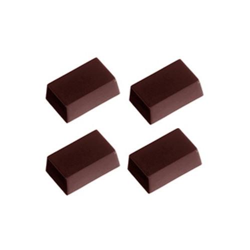 Chocolate World Pralinform Rektangulär