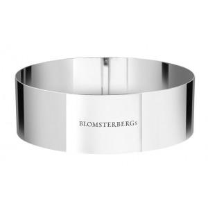 Blomsterbergs Tårtring Ø16 cm, rostfritt stål