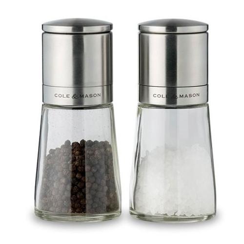 Cole & Mason Salt och Pepparkvarn Clifton