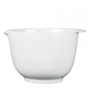 Rosti Mepal Margretheskål porslin 1,5 L, Vit