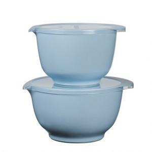 Rosti Mepal Margretheskål Set 2+3 L, Retro blå