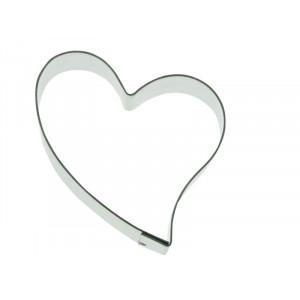 Städter Utstickare, Hjärta 5,5 cm