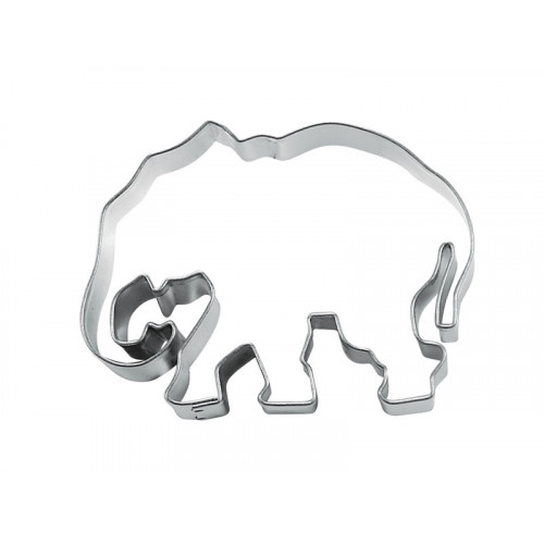 Städter Utstickare, Elefant 6 cm