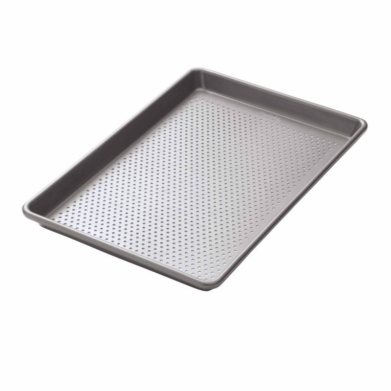 Chicago Metallic Non-Stick Perforated Baking Sheet
