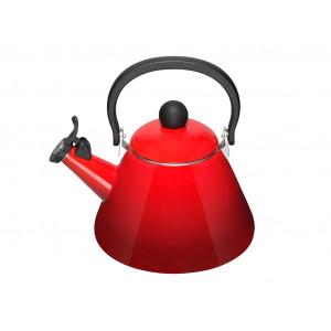 Le Creuset Kaffepanna Kone, Röd