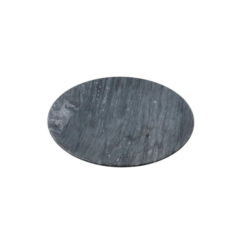 Nuance Serveringsfat i Marmor Ø25 cm