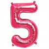 Northstar Sifferballong 5, rosa