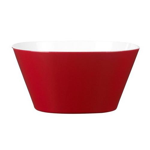 Rosti Mepal Serveringsskål Conix 1 L, Röd