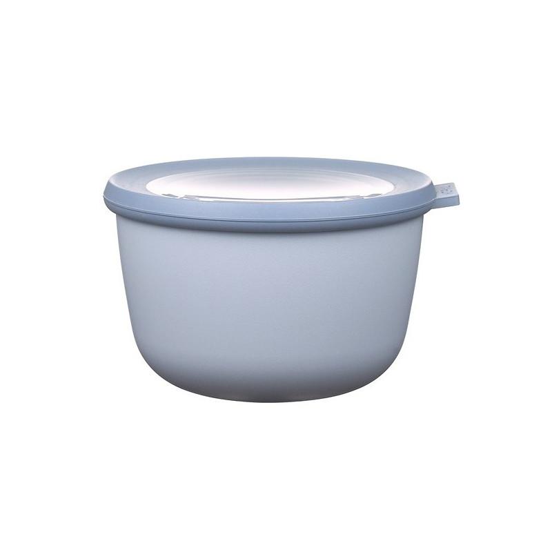 Rosti Mepal Skål med lock Cirqula, 1 l, blå