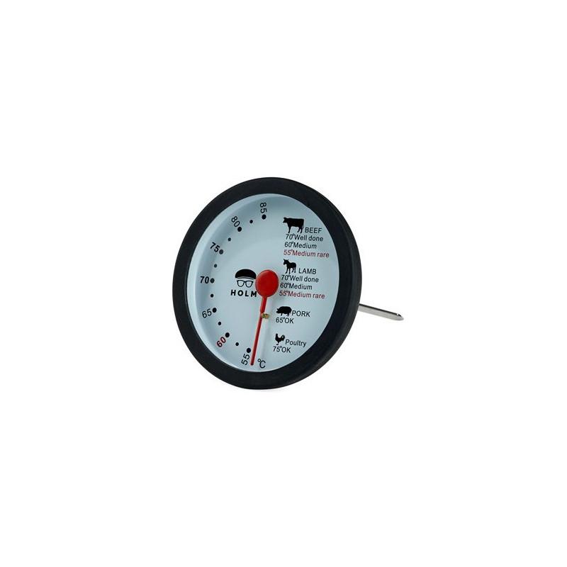 HOLM Stektermometer stål
