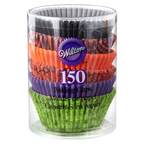 Wilton Muffinsform Halloween, 150 st