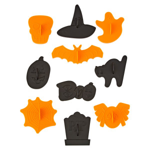 Wilton Utstickare Kakstämpel set, Halloween