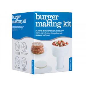 Kitchen Craft Hamburgerpress