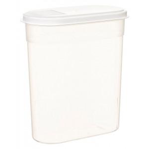 Nordiska Plast Förvaringsburk med doseringslock, 2,1 l