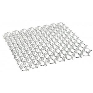 Metaltex Grytunderlägg Flätat Nät, 18 cm