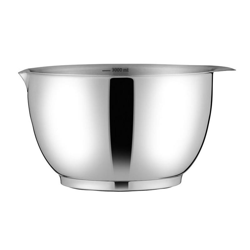 Rosti Mepal Margretheskål 3 liter, rostfritt stål