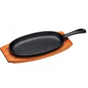 Kitchen Craft Serveringspanna Sizzle