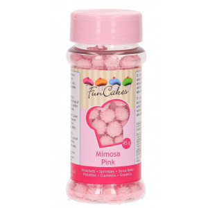 FunCakes Strössel Mimosa, rosa