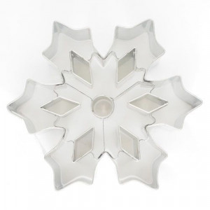 Utstickare Snöflinga 7,5 cm