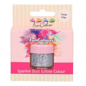 FunCakes Skimrande Pulverfärg Lunar Lilac