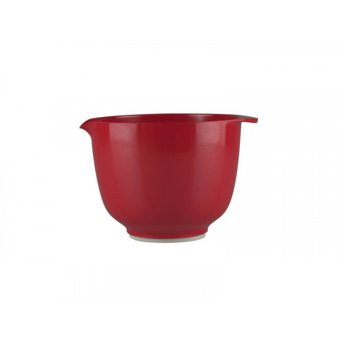 Rosti Mepal Margretheskål, röd, 1,5 liter