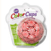 Wilton Muffinsform Color Cups, Polkagrisar