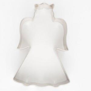 Pepparkaksform Ängel, 7 cm