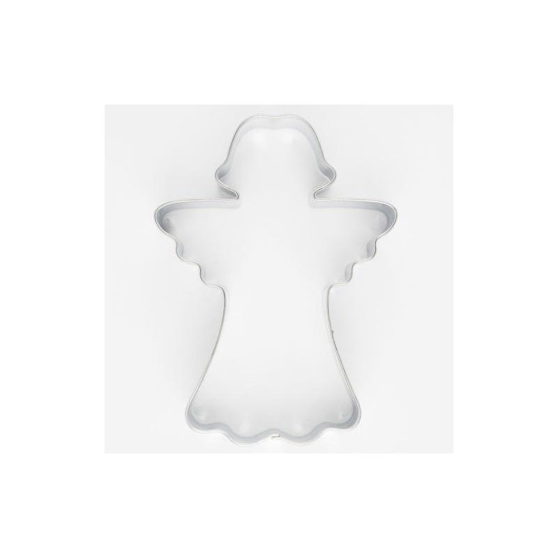 Pepparkaksform Ängel, 8 cm