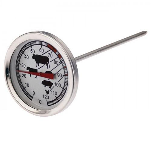 Westmark Stektermometer, rostfritt stål