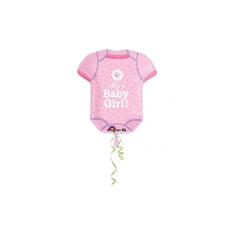 Anagram SuperShape Ballong, It's a baby girl