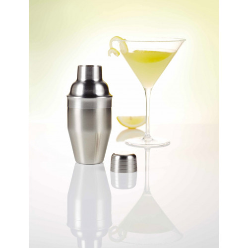 Bar Craft Cocktail Shaker, mini, rostfritt stål