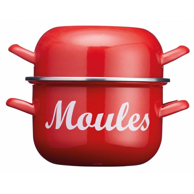 World of Flavours Gryta till musslor, röd