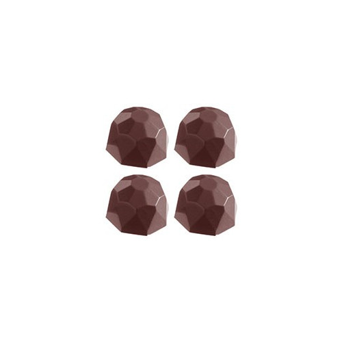 Chocolate World Pralinform Diamant, liten