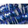 PartyDeco Serpentiner, blå