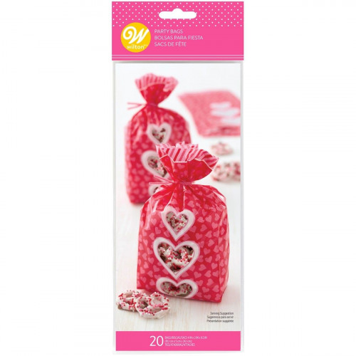 Wilton Godispåsar Be Mine, 20 st