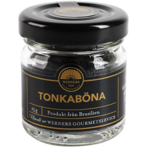 Werners Gourmetservice Tonkabönor, 15 g