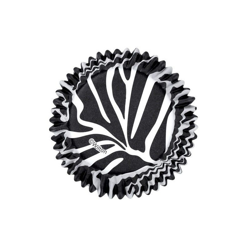 Wilton Muffinsform Color Cups, Zebra