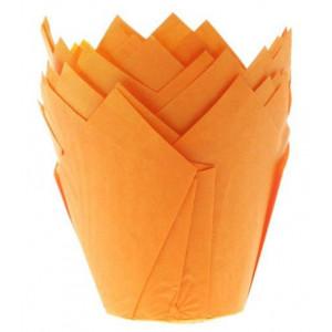 House of Marie Muffinsform Tulip, orange