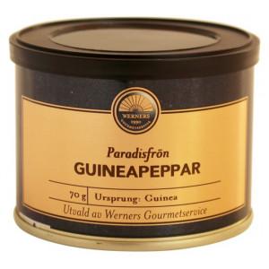 Werners Gourmetservice Guineapeppar Paradisfrön