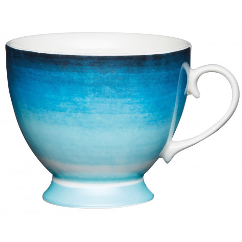 Kitchen Craft Temugg, ombre blå