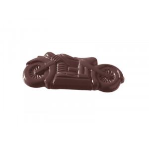 Chocolate World Pralinform Motorcykel