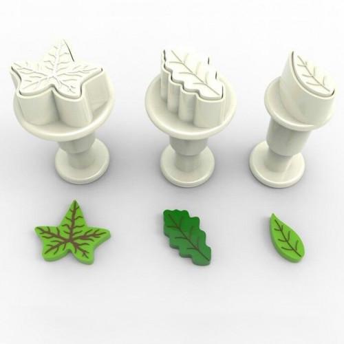 Dekofee Utstickare Mini Set, löv
