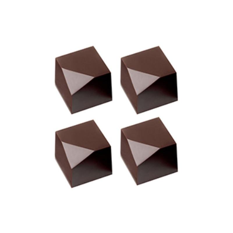 Chocolate World Pralinform Kub Design
