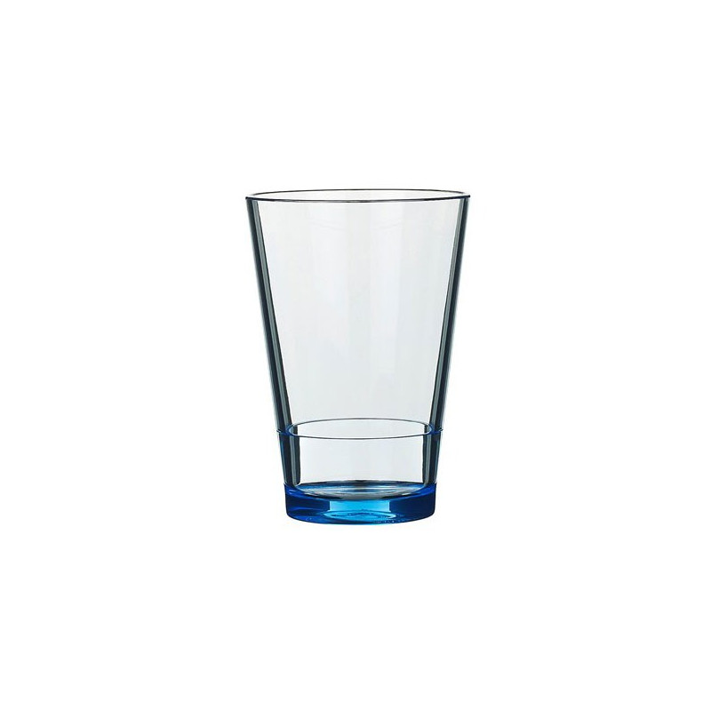 Rosti Mepal Vattenglas, Flow, 275 ml, Retroblå