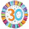Anagram Ballong i microfolie, 30 år